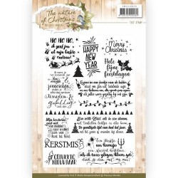 (PMCS10020)Clear Stamp - Precious Marieke - The Nature of Christmas