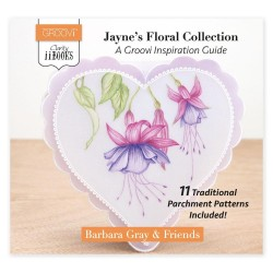 (ACC-BO-30531-XX)CLARITY II BOOK: JAYNE'S FLORAL COLLECTION