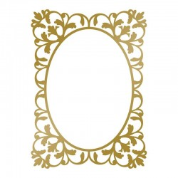 (CO725297)Couture Creations Anna Griffin Foil Stamp Die Classic Frame