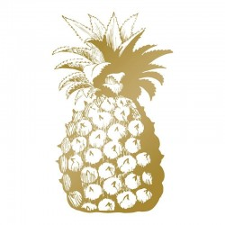 (CO725362)Couture Creations Anna Griffin Foil Stamp Die Pineapple