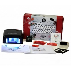 (IPSM-CRAFT-EURO)ImagePac Stampmaker Kit - Craft Machine