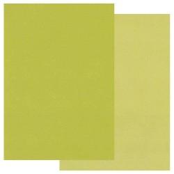 (GRO-AC-40399-A4)Groovi Parchment Paper A4 Soft Tones Ivory 10 sheets