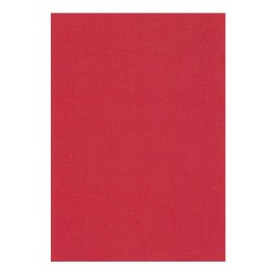 (GRO-AC-40357-A5)Groovi Parchment Paper A5 Christmas Red 20 sheets