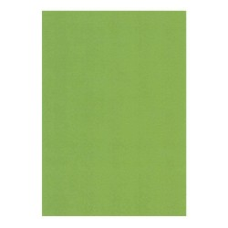 (GRO-AC-40360-A5)Groovi Parchment Paper A5 Christmas Green 20 sheets