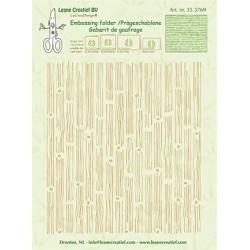 ((35.3769)Embossing folder Tools  Wood