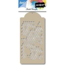 (6002/0835)Mask Stencil Honey Comb