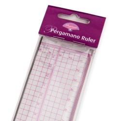 (PER-AC-70278-XX)PERGAMANO RULER 30 cm