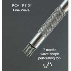 (PCA-F1104)PCA - FINE Wave Tool - Includes Template