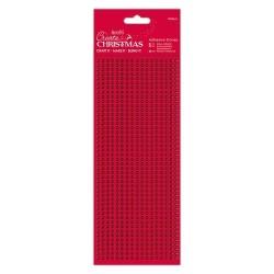(PMA-351903)Adhesive Stones (1530pcs) - Red