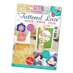 (MAG41)The Tattered Lace Issue 41
