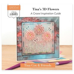 (ACC-BO-30543-XX)CLARITY II BOOK: TINA'S 3D FLOWERS