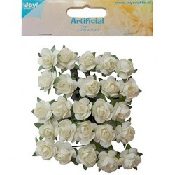 (6370/0077)Artificial Flowers 25P