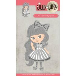 (LL10003)Die - Lilly Luna - Dressed Gorgeous