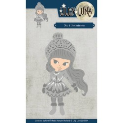 (LL10004)Die - Lilly Luna - Ice princes
