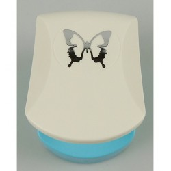 (EBPL006)Nellie's Choice Embossing Punch Medium Butterfly