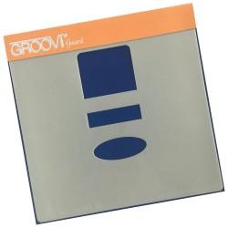 """(GRO-AC-40345-XX)GROOVI® GUARD 7"""" X 7"""""""