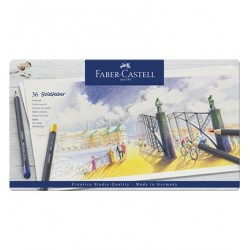 (114736)Faber Castell Goldfaber color pencil 36 pcs