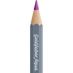 (114625)Faber Castell Goldfaber aqua 125 Middle Purple Pink