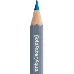 (114653)Faber Castell Goldfaber aqua 153 Cobalt Turquoise