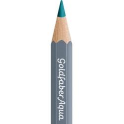 (114654)Faber Castell Goldfaber aqua 154 Light Cobalt Turquoise