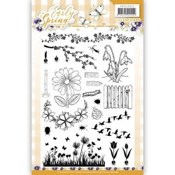 (PMCS10023)Clearstamp - Precious Marieke - Early Spring