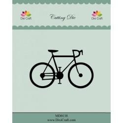 (MD0138)Dixi die Bicycle