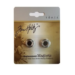 (1709E)Tonic Tim Holtz 2 replacement magnets stamping platform 1708e