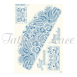 (PLG055)Parchment Lace Luxurious Lace Grid - Ultimate