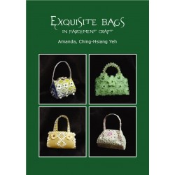 Amanda Exquisite Bags in Parchment Craft