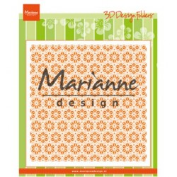 (DF3445)Marianne Design Folder Japanese star