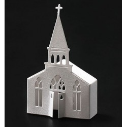 (HSFD019)Hobby Solution dies Church