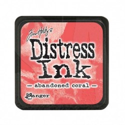 (TDP46769)Distress mini ink abandoned coral