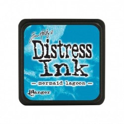 (TDP46790)Distress mini ink mermaid lagoon