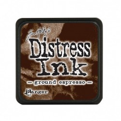(TDP47353)Distress mini ink ground espresso