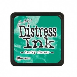 (TDP47384)Distress mini ink lucky clover