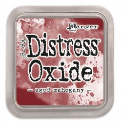 (TDO55785)Ranger Distress Oxide - aged mahogany