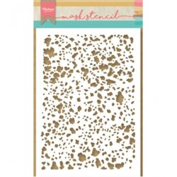 (PS8005)Marianne Design Mask Stencil Tiny's speckles