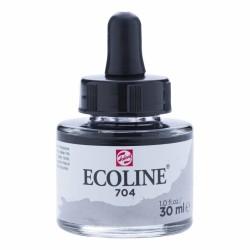 (11257041)Talens Ecoline Liquid Watercolour 30ml 704 Grey