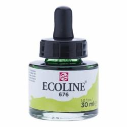 (11256761)Talens Ecoline Liquid Watercolour 30ml 676 Grass Green