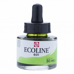 (11256011)Talens Ecoline Liquid Watercolour 30ml 601 Light Green