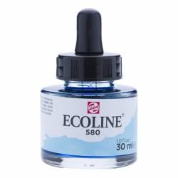 (11255801)Talens Ecoline Liquid Watercolour 30ml 580 Pastel Blue