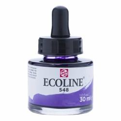 (11255481)Talens Ecoline Liquid Watercolour 30ml 548 Blue Violet