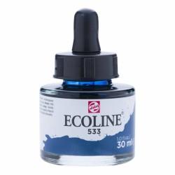(11255331)Talens Ecoline Liquid Watercolour 30ml 533 Indigo