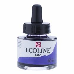 (11255071)Talens Ecoline Liquid Watercolour 30ml 507 Ultramarine Violet