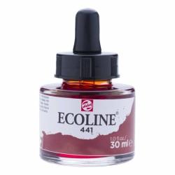 (11254411)Talens Ecoline Liquid Watercolour 30ml 441 Mahogany