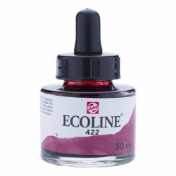 (11254221)Talens Ecoline Liquid Watercolour 30ml 422 Red Brown