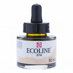 (11253741)Talens Ecoline Liquid Watercolour 30ml 374 Pink Beige