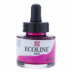 (11253501)Talens Ecoline Liquid Watercolour 30ml 350 Fuchsia