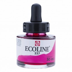 (11253371)Talens Ecoline Liquid Watercolour 30ml 337 Magenta