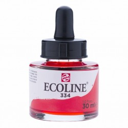 (11253341)Talens Ecoline Liquid Watercolour 30ml 334 Scarlet